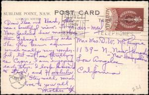 Australia, Picture Postcards