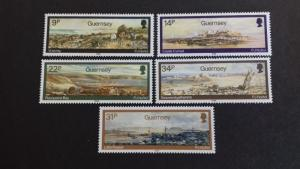 Guernsey 1985 Paintings of P. J. Naftel Mint