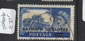 BAHRAIN  (PP2503B)  QEII  10R/10/- GB  SG 96   VFU