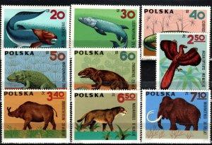 Poland #1395-1403 MNH CV $5.35 (X1002)