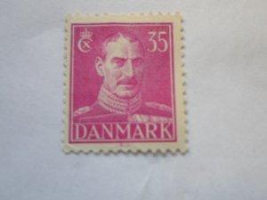 DENMARK STAMP. USED. hr # 41