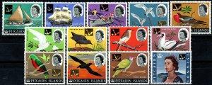 Pitcairn Islands #72-84  MNH  CV $15.75 (X9704)