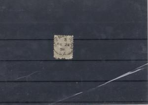 South Australia Used Stamp Ships Mail Room Cancel Ref: R5344