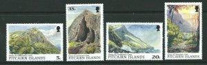 PITCAIRN ISLANDS SG526/9 1997 CHRISTMAS CAVE MNH