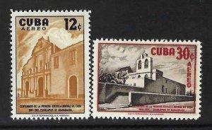 CUBA C173-74 MOG T868