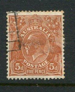 Australia #120 Used