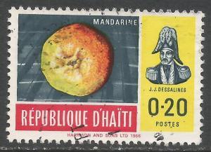 HAITI 564 VFU FRUIT M262-4