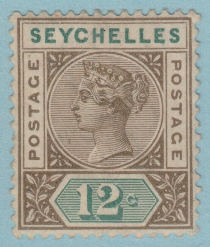 SEYCHELLES  8  MINT HINGED OG *  NO FAULTS EXTRA  FINE !