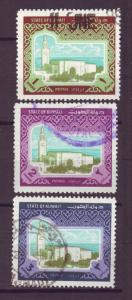 J20851 Jlstamps 1981 kuwait used #868-70 palace