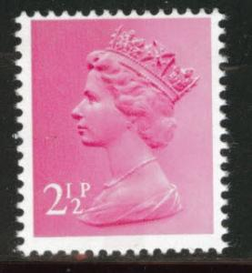 Great Britain Scott MH32 MNH** 1971 Machin