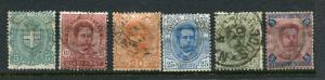 Italy #67-72 Used  Accepting Best Offer