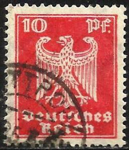 Germany 1924 Scott# 332 Used