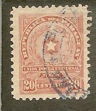 Paraguay    Scott  213   Arms