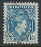 Nigeria  SG 57a    Used  Perf 11½  1950 Definitive please see scan