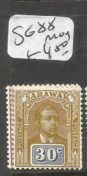 Sarawak SG 88 MOG (price is for one stamp) (4cyb)