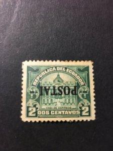 Ecuador sc 266 c MH inverted ovp