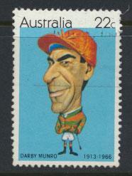 Australia SG 766 - Used