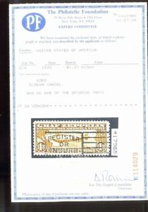 Scott #C14 Graf Zeppelin USED Stamp  with PF Cert (Stock #C14-PF 3)