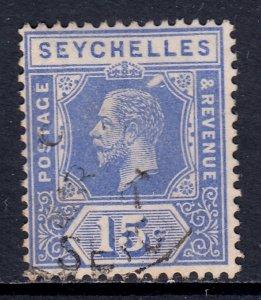 Seychelles - Scott #79 - Used - Toning - SCV $1.60