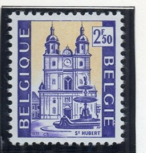 Belgium 1971 Early Issue Fine Mint Hinged 2.50F. NW-143868