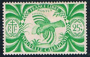 New Caledonia 254 MLH Kagu (BP4423)