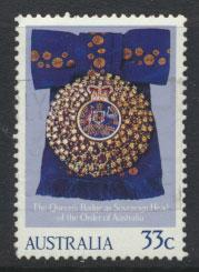 SG 977  SC# 953  Used  - Queen Elizabeth Birthday