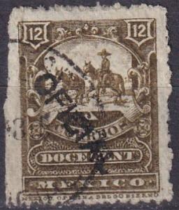 Mexico #O35 F-VF Used  CV $42.50 (A19369)