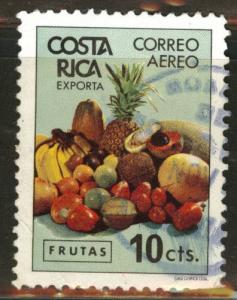 Costa Rica Scott C797 used 1980 Airmail