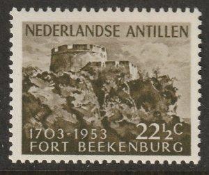 Netherlands Antilles 1953 Sc 230 MNH**