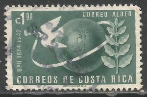 COSTA RICA C188 VFU Z6733-2