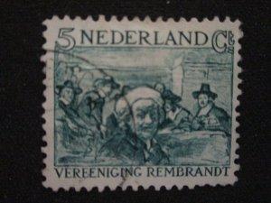 Netherlands #B41 Used WDWPhilatelic (H5K7)