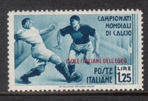 Italy Aegan Islands #34 NH Mint