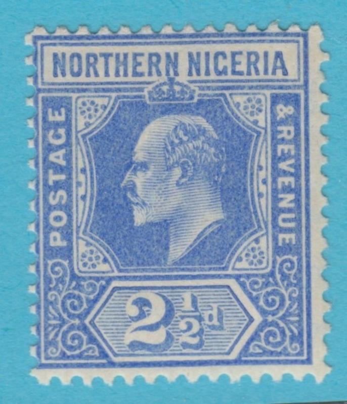 NORTHERN NIGERIA 31 MINT HINGED OG * NO FAULTS EXTRA FINE !