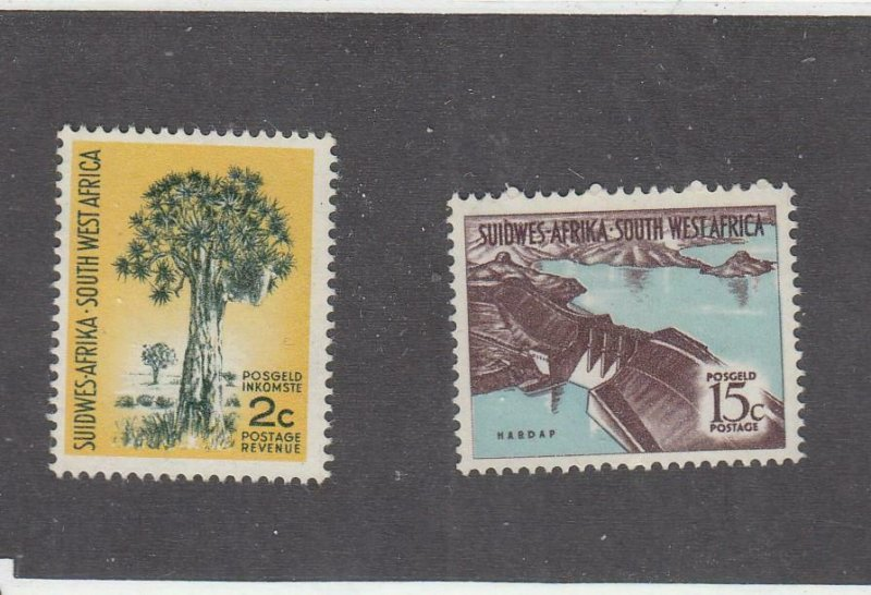 SOUTH WEST AFRICA # 319,227 VF-MNH CAT VALUE $29