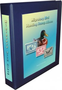 RW1-RW86 (1934-2019)  Federal Duck Stamp Album w/ Color Album Pages-ORDER NOW!