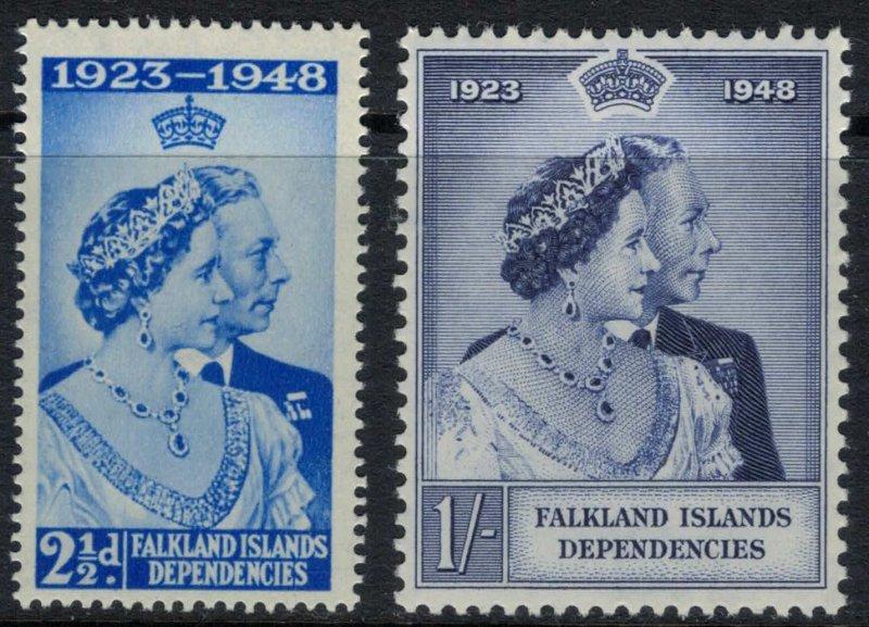 Falkland Is. 1L11-2*  CV $4.25