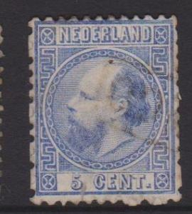Netherlands Sc#7 Used