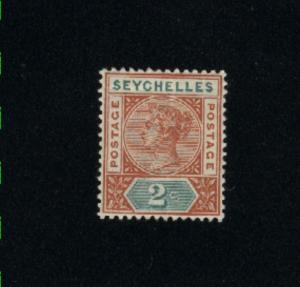Seychelles #2 A1 Mint  PD