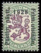 Finland - 154 - Unused - SCV-10.00