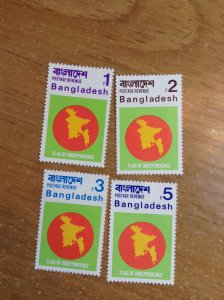 Bangladesh  # 4-7  MH