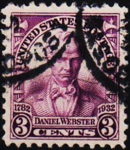 U.S.A. 1932 3c S.G.724 Fine Used
