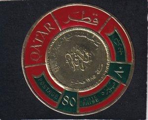Qatar,   #   99G    unused