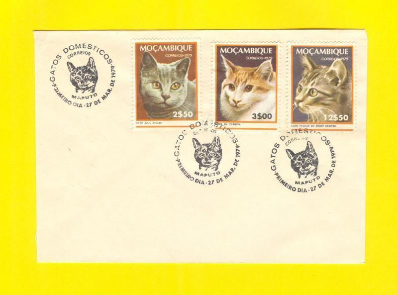 COVER AFRICA MOZAMBIQUE CATS CAT RACES : ENGLAND TURKEY  MIDDLE EAST  CHATS CHAT