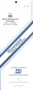 Showgard Strip Mounts Size 66 = 66mm x 240mm Fresh Duck Stamp Panes 10 Strips