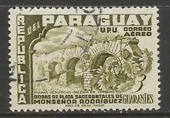 PARAGUAY C226 VFU O552-1