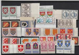 France mint never hinged Stamps Ref 13948