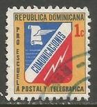 Dominican Republic RA69 VFU Z687-7