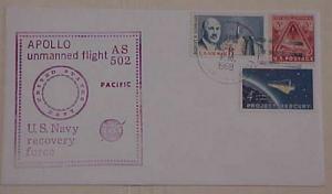 US SPACE  PRIME 1968 APRIL 4 OKINAWA