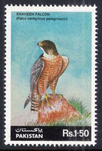 Pakistan 663 Bird Unused Mint Hinged BIN