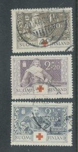 Finland B15-17  Used (2